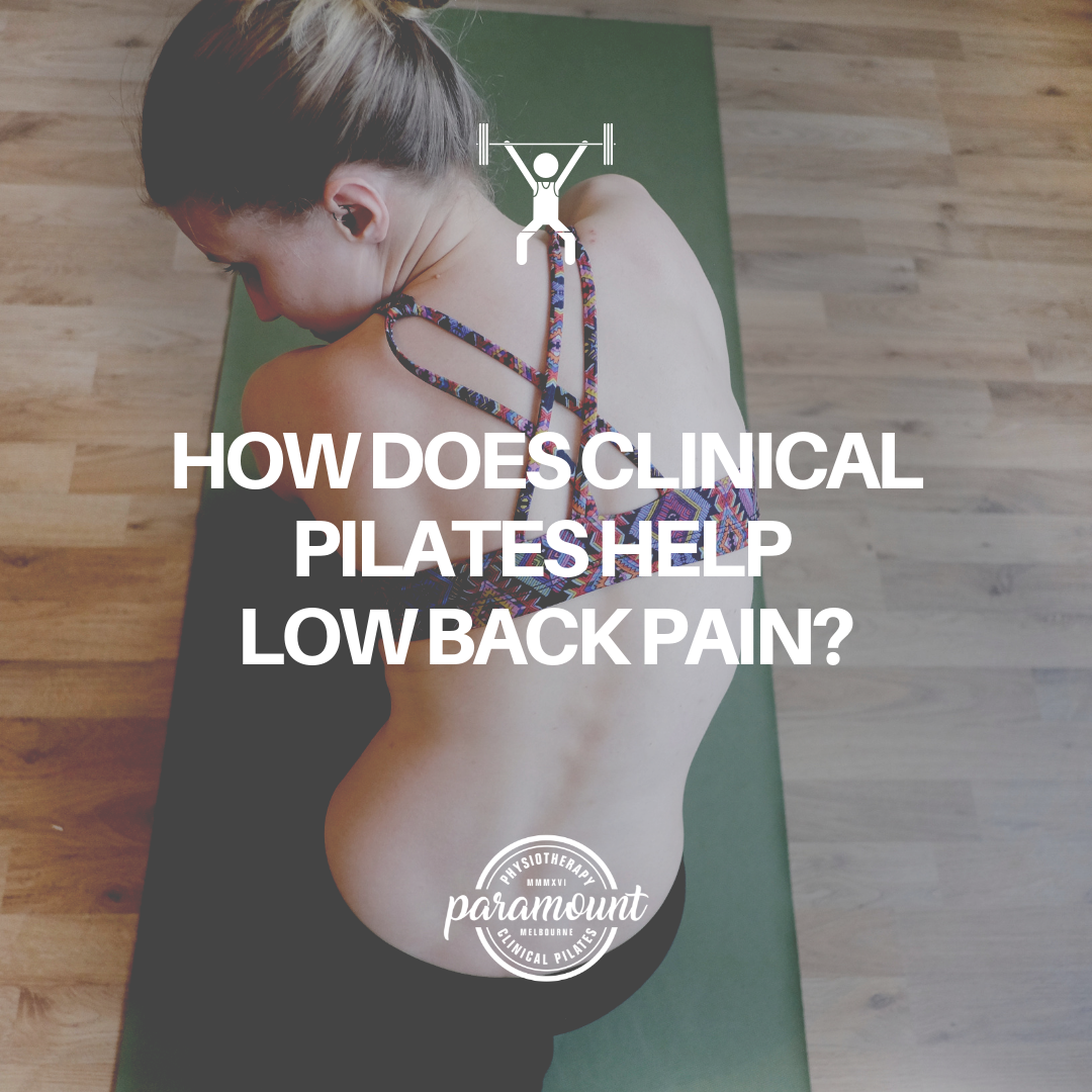 How Does Clinical Pilates Help Low Back Pain?