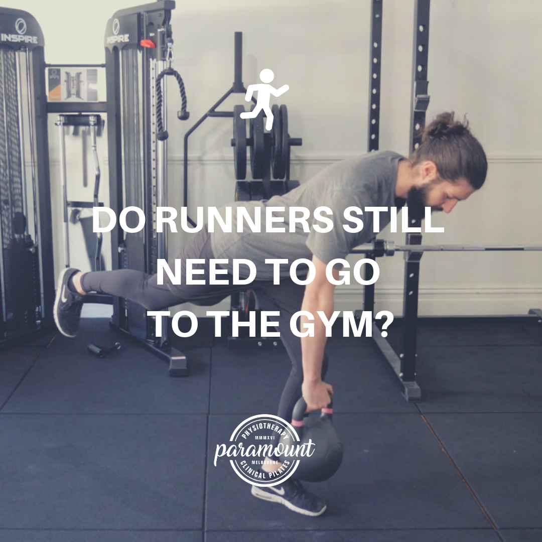 Do Runners Still Need to Go to the Gym?